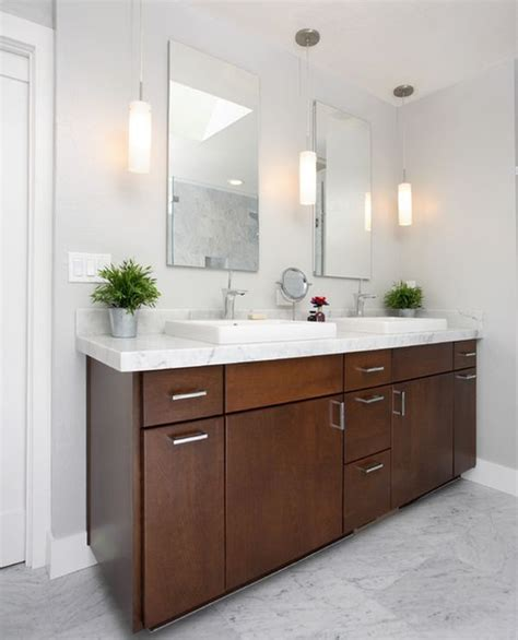 vanity modern bathroom best 25 modern bathroom lighting ideas on