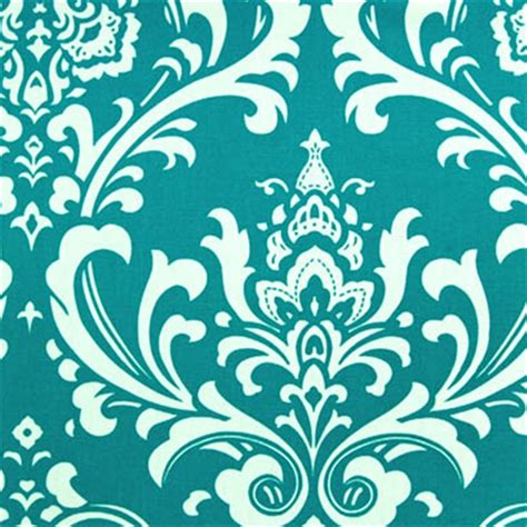 turquoise drapery fabric ozborne true turquoise by premier prints drapery fabric