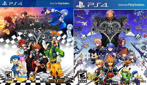 ps3 themes kingdom hearts 2 5 kingdom hearts hd 1 5 e 2 5 remix usciranno su ps4 yessgame