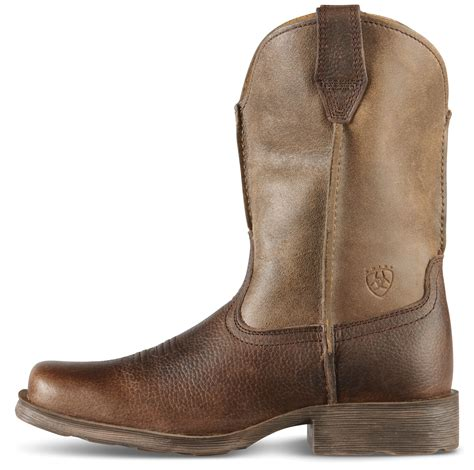 ariat rambler boots rambler boot by ariat boots at horsetown