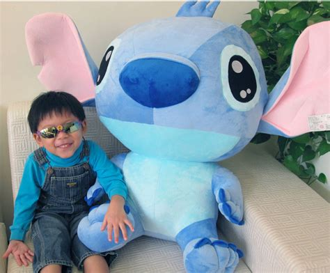 Boneka Stitch With Toys by 28 Quot Jumbo Disney Lilo Stitch Stuffed Doll Stitch Plush