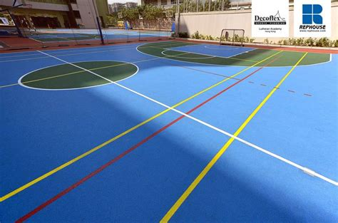 Rubber Sports Flooring by 17 Best Images About Decoflex Outdoor Sports Flooring On