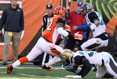 Bengals Vs Jaguars Bengals Winners And Losers Vs Jaguars