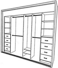 Flat Pack Wardrobes Melbourne by Wardrobe Inserts Diy Installation Flat Pack Cabinetry