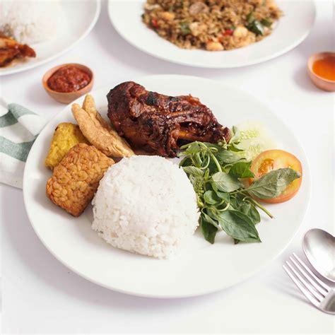 Ayam Panggang Rawamangun go jek indonesia go food kilas balik 2017 10