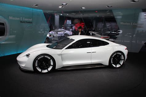 porsche mission price concepts preview shared platform for porsche audi premium