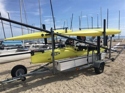 boats for sale in fairfield ct windrider rave trimaran hydrofoil sailboat w trailer and