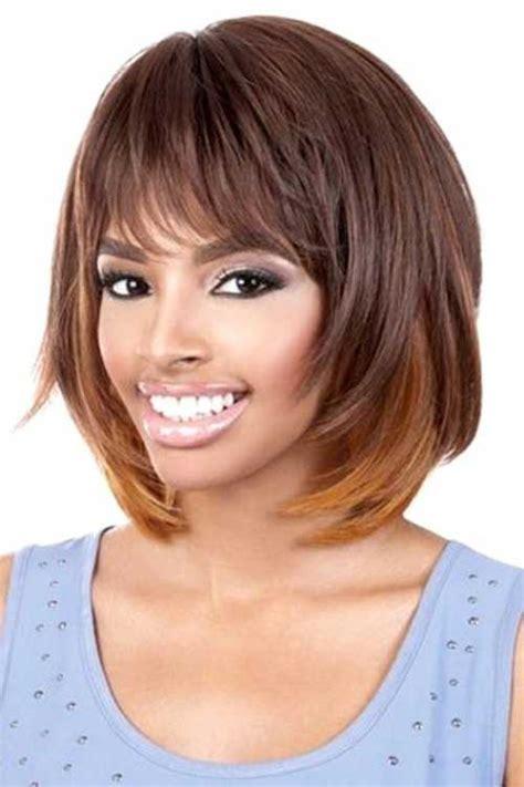 cutting a beveled bob hair style 30 best bob haircuts for black women bob hairstyles 2017
