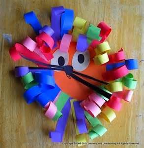 Crafts To Make With Construction Paper - journey into unschooling construction paper animals
