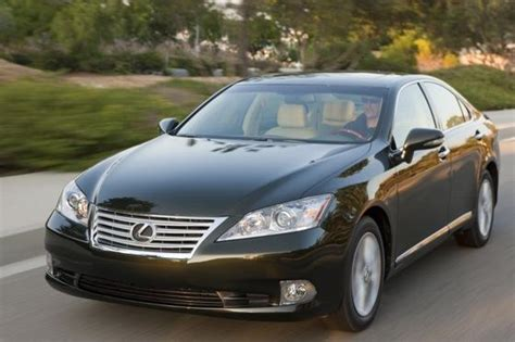 used car lexus es 350 2007 2011 lexus es 350 used car review autotrader