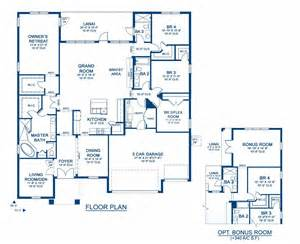 floor plan key key largo a new home floor plan at lakeshore ranch 75 s