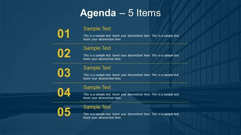 powerpoint design agenda simple agenda slides for powerpoint