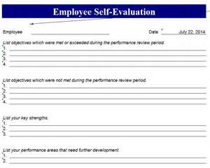 employee performance template excel employee performance evaluation form template