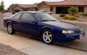 95 Ford Thunderbird 1995 Ford Thunderbird Pictures Cargurus