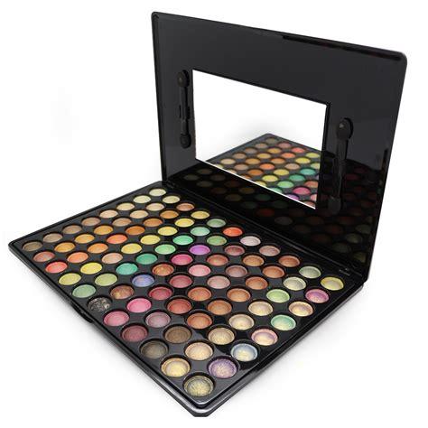 Eye Makeup Kit Sariayu pro make up 88 colors eyeshadow palette metallic matte eye shadow makeup kit set in eye