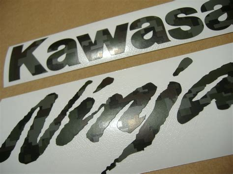 Decal Stiker 250r Green 2018 kawasaki sticker satu sticker