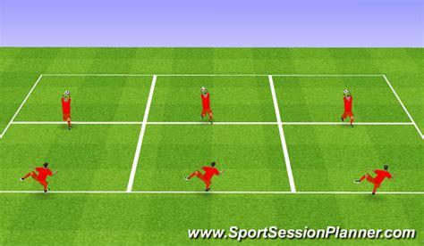 soccer interactive football soccer session 1 physical agility u10