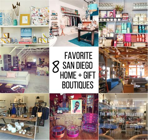 the best san diego home gift boutiques my socal d