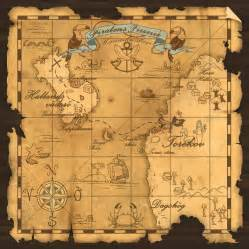 pirate treasure map real pirate treasure map search for