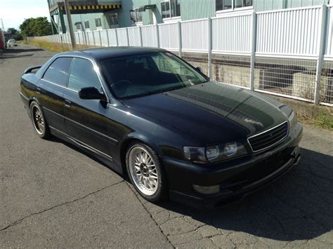 Toyota Chaser Turbo Toyota Chaser Turbo Mt 1996 Used For Sale