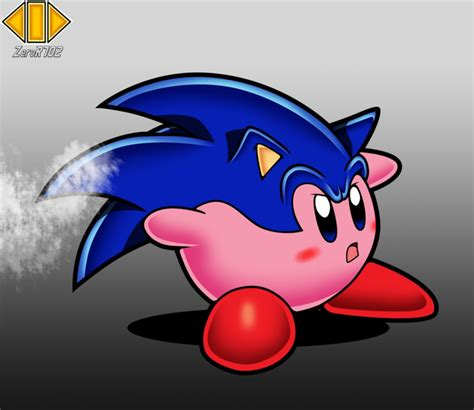 Where To Buy Paint by Sonic Kirby By Zeror102 On Deviantart