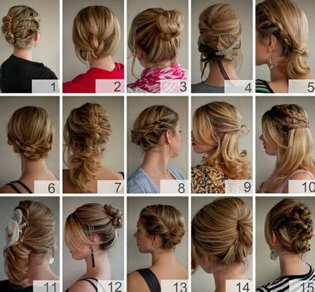 easy hairstyles glamrs different and simple hairstyles