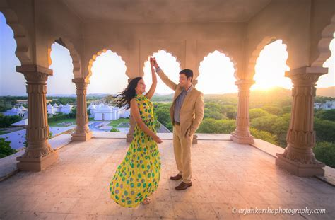 A Destination Couple Shoot in Jaipur   Vedika & Raghav