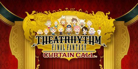 Kaset 3ds Theatrhythm Curtain Call theatrhythm curtain call nintendo 3ds
