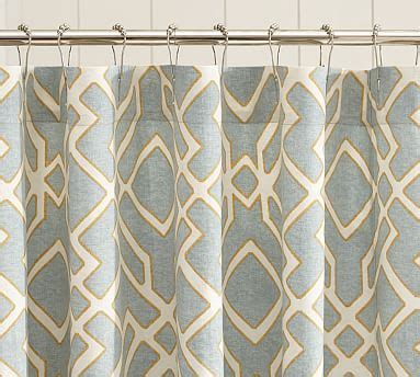 pottery barn shelby rug shelby shower curtain pottery barn