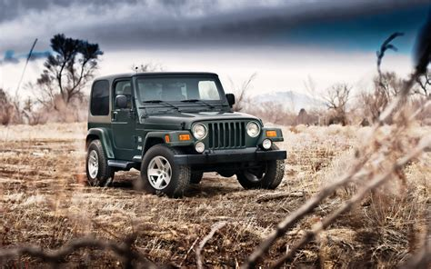 Jeep Wrangler Tj Wallpaper Top Jeep Tj Aw4 In Wallpapers