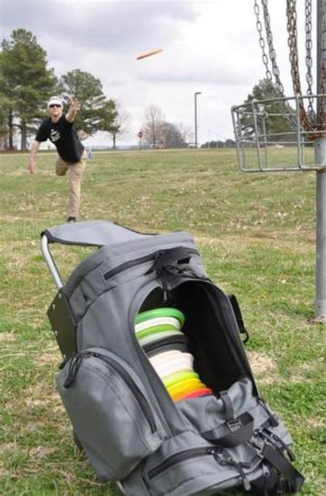 disc golf chair bag 24 best images about disc golf bags on