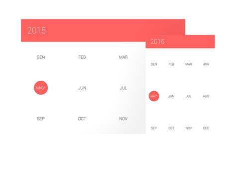 material design calendar js css3 jquery responsive quot material design quot calendar on