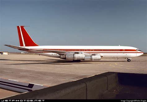 el aju boeing 707 330b liberia world airlines lwa pedro arag 227 o jetphotos