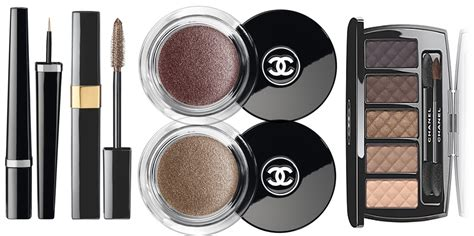 4 Best Chanel Products by Chanel Nuit Infinie De Chanel Makeup Collection For