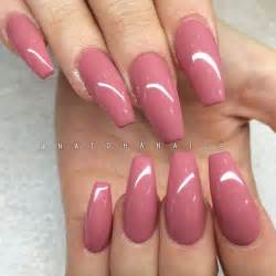 colored acrylic nails 20 best ideas about colored acrylic nails on