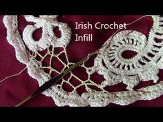 crochet leaf pattern video dailymotion 1000 images about irish crochet plus thread flowers on
