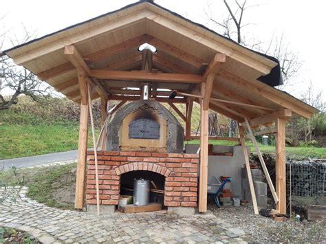 Selber Bauen Garten 4968 by Eigenbau Holzbackofen Gemauerte Kuppel In Birnenform