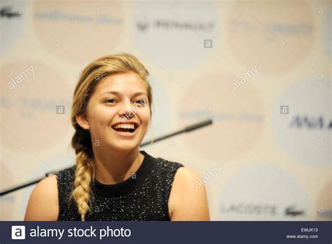 french singers 2015 french singer and actress louane emera attends film