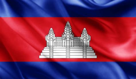 what do the flag colors what do the colors and symbols of the flag of cambodia