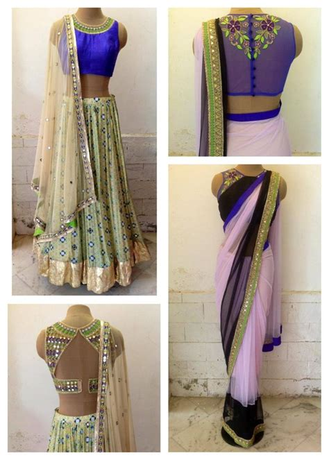 7 Extremely Cool Clothes I From Couture by Arpitamehta Arpita Mehta Indian Wear Blouses Design