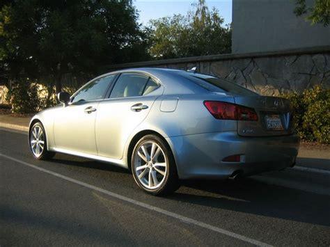 2007 lexus is 250 with x package and manual trans 2007 lexus is250 premium package 18 wheels sj ca