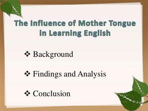 thesis about mother tongue based education mother tongue essay analysis