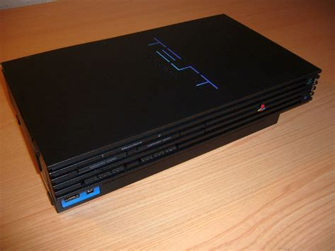 console playstation 2 ps2 slim console studio design gallery best design