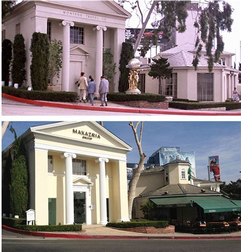 hollywood news now new iphone ap scenepast shows then and now of famous movie