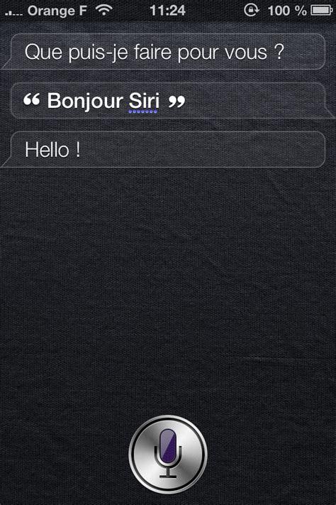 tuto comment avoir siri sur iphone gs ipod  ipad