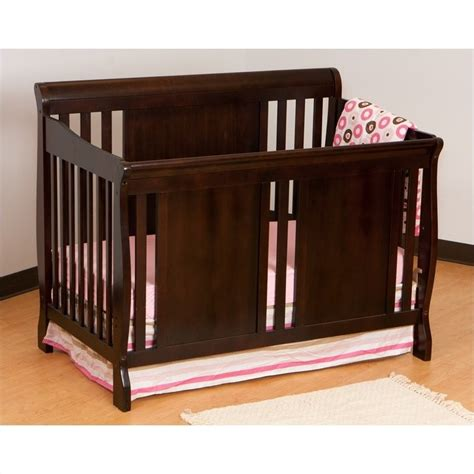 stork craft verona fixed side 4 in 1 convertible crib