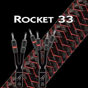 Raket Power 33 Rocket Series Speaker Cables Rocket 33