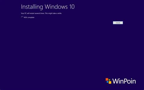 install windows 10 update cara upgrade ke windows 10 creators update dengan file iso