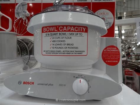 Kitchen Mixer Costco Bosch Universal Plus Kitchen Mixer