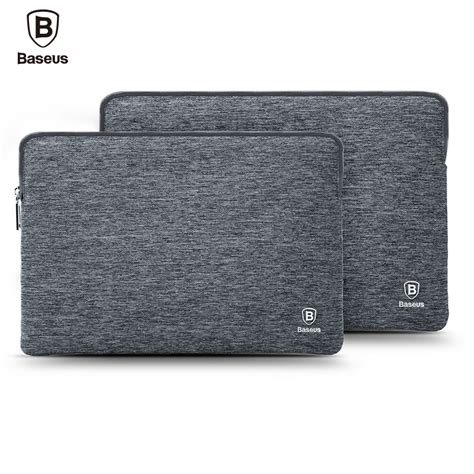 baseus new laptop bag sleeve pouch for macbook pro 13 15